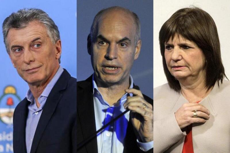 Encuesta: cae la imagen de Larreta, Macri y Patricia Bullrich como líderes opositores - PoderyPolítica.com.ar